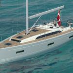 X-Yachts анонсирует запуск новой модели парусной яхты