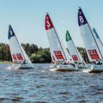 Пять важнейших регат сезона стартуют в яхт-клубе в ближайшее время