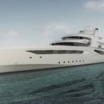 Мега-яхта DIVA от немецкой судоверфи Lloyd Werft